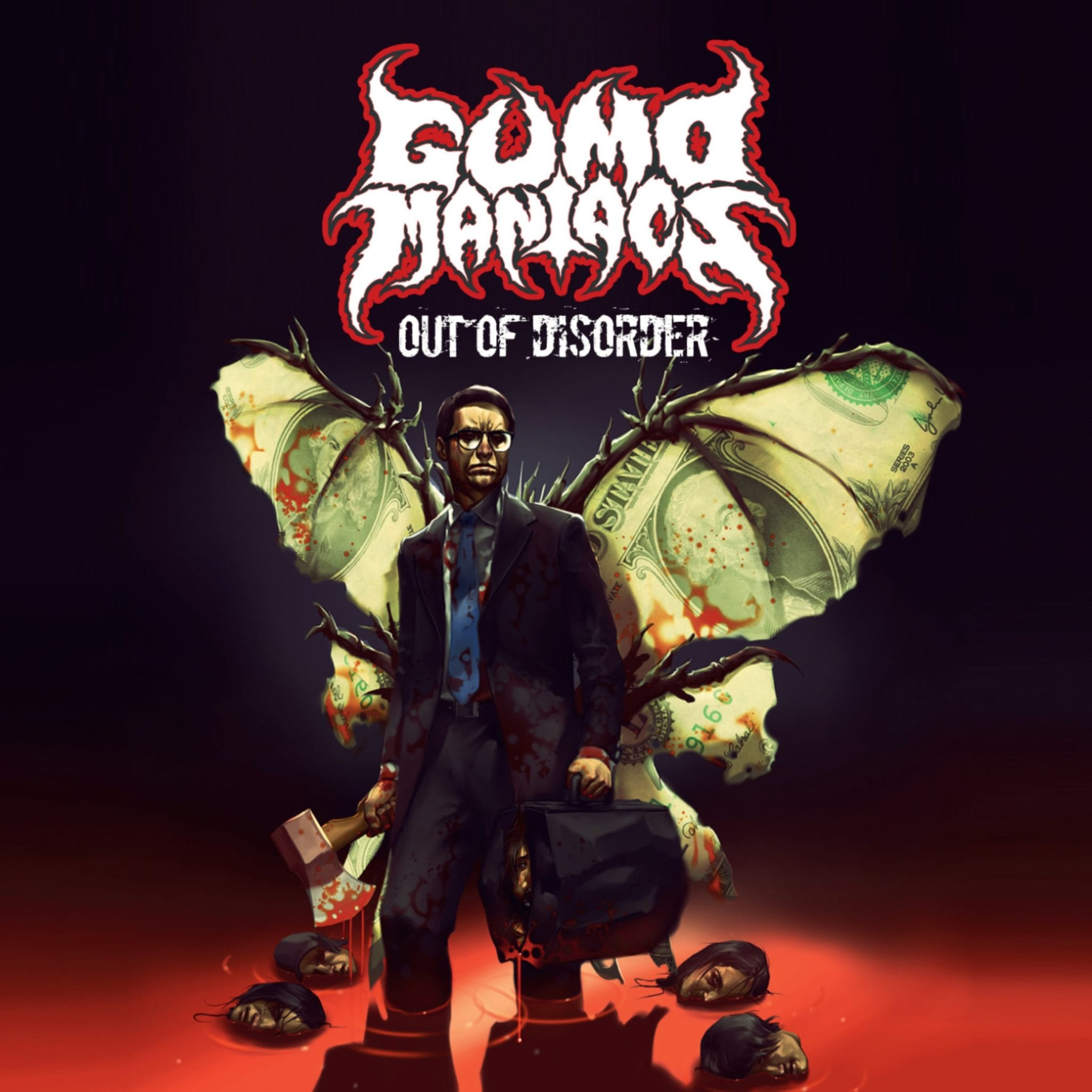 Cover Out Of Disorder Shop-min