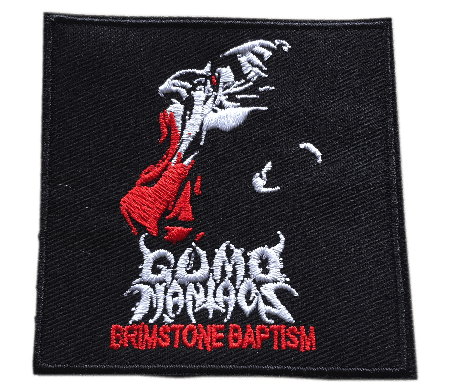 Brimstone Patch Transparent